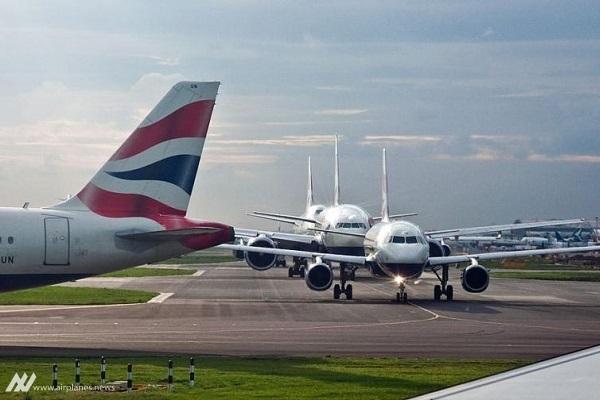 پیدا شدن بسته مشکوک در فرودگاه هیترو لندن