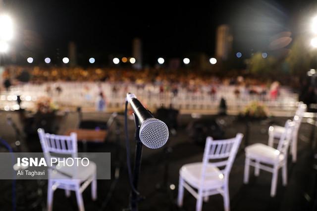 برنامه کنسرت های تهران در 10 روز آینده