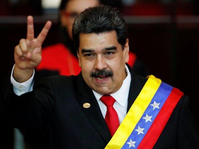 مادورو دیپلمات های آمریکایی را اخراج کرد، گوآیدو: نروید!