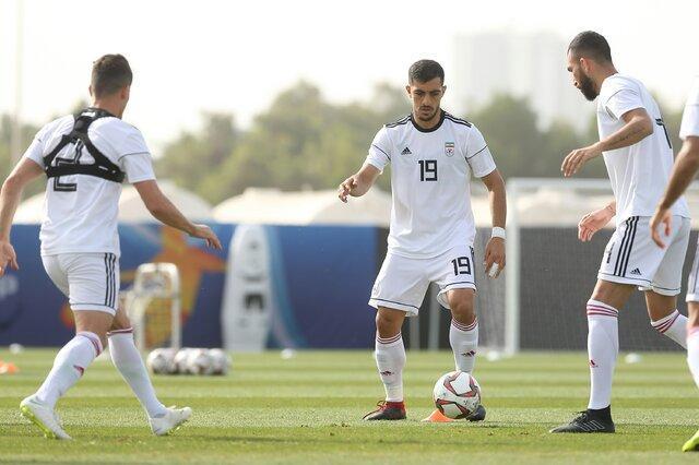 3 گزینه مشترک راهنمایی فوتبال امارات و ایران