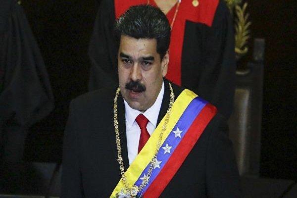 مادورو: یاری های بشردوستانه پوششی برای توجیه مداخلات آمریکا است