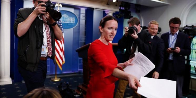 معاون سخنگوی کاخ سفید اعلام استعفا کرد