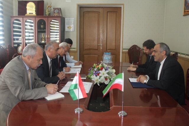 زمینه های توسعه مناسبات فرهنگی ایران و تاجیکستان آنالیز شد