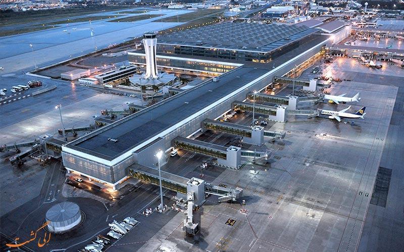 معرفی فرودگاه مالاگا اسپانیا
