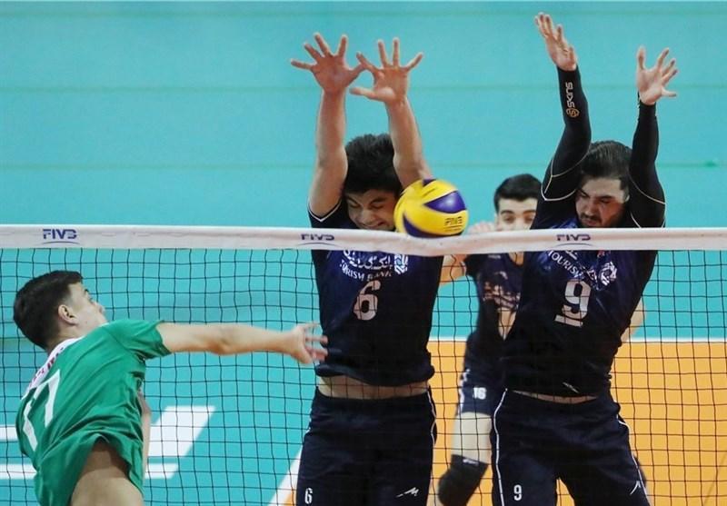 والیبال نوجوانان جهان، ایران به مصاف روسیه می رود، برزیل از صعود بازماند