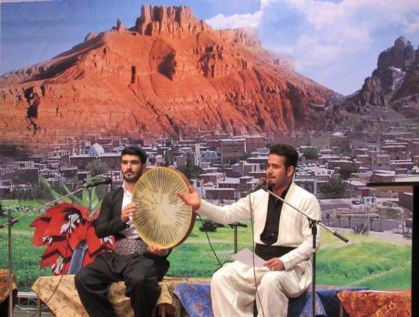 شب فرهنگی دیواندره در سنندج برگزار گردید