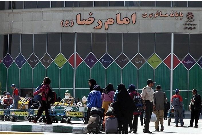 افزایش 30 درصدی سفر به مشهد در روز های تاسوعا و عاشورا