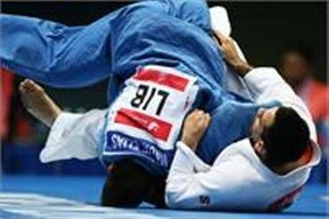 سعید رحمتی به مدال برنز مسابقات جودو دست پیدا کرد