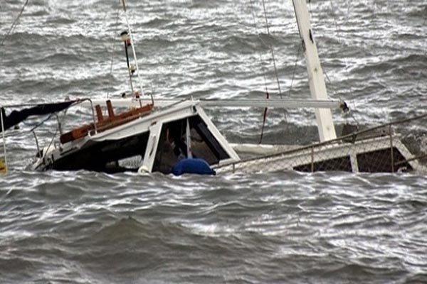 غرق شدن قایق در کنگو 36 ناپدید درپی داشت