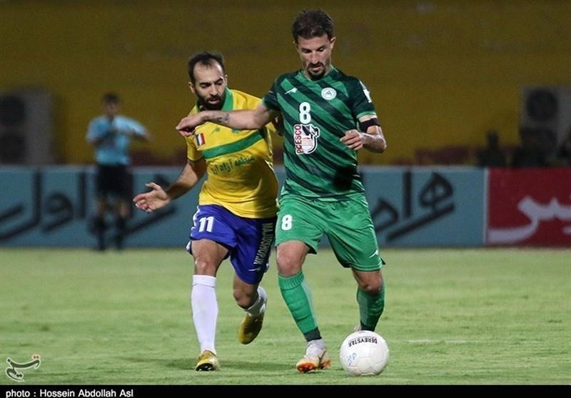 حدادی فر: مساوی به درد ما و استقلال نمی خورد، با تیم باکیفیتی بازی داریم
