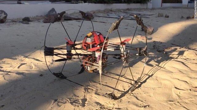 روباتی که سیاره زحل را بررسی می کند