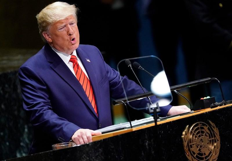 ترامپ: کوشش ها برای استیضاح من یک کودتا است