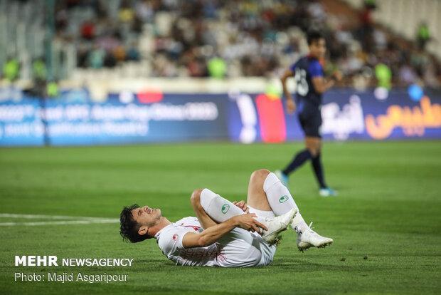 نظر کارشناس داوری در خصوص اتفاقات بازی ایران - بحرین