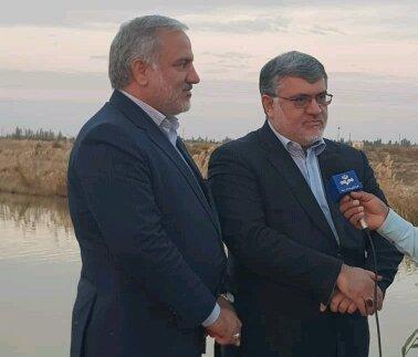 شروع طرح انتقال آب دریای عمان به 3 استان شرقی