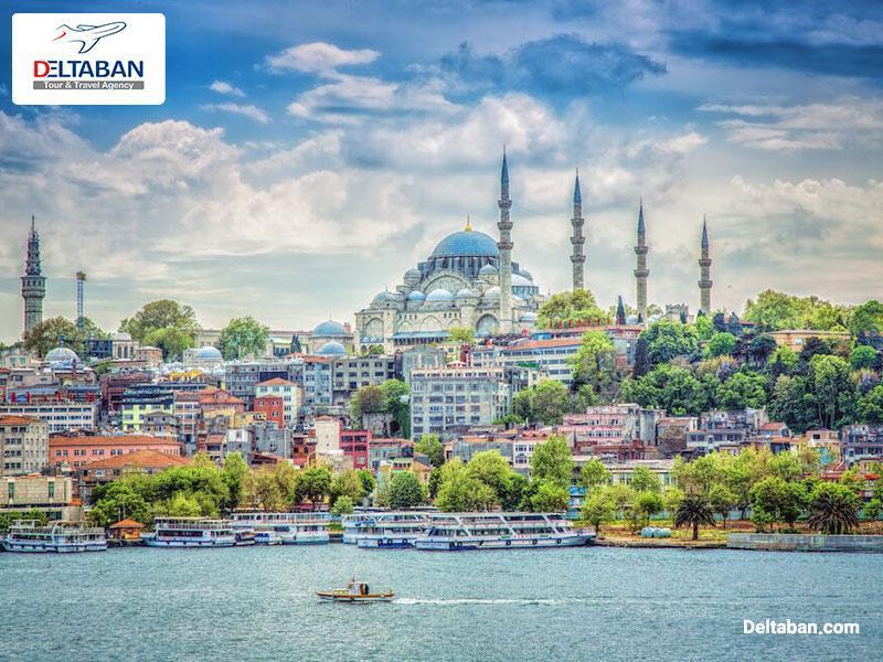 معرفی بهترین محله استانبول