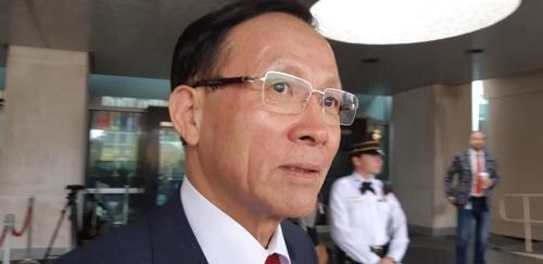سفیر کره جنوبی: مذاکرات پشت پرده ای میان آمریکا و کره شمالی در جریان نیست