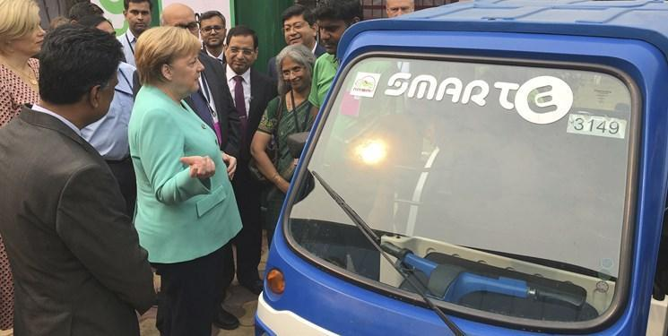 ایجاد یک میلیون ایستگاه جدید شاژر خودروی برقی در آلمان
