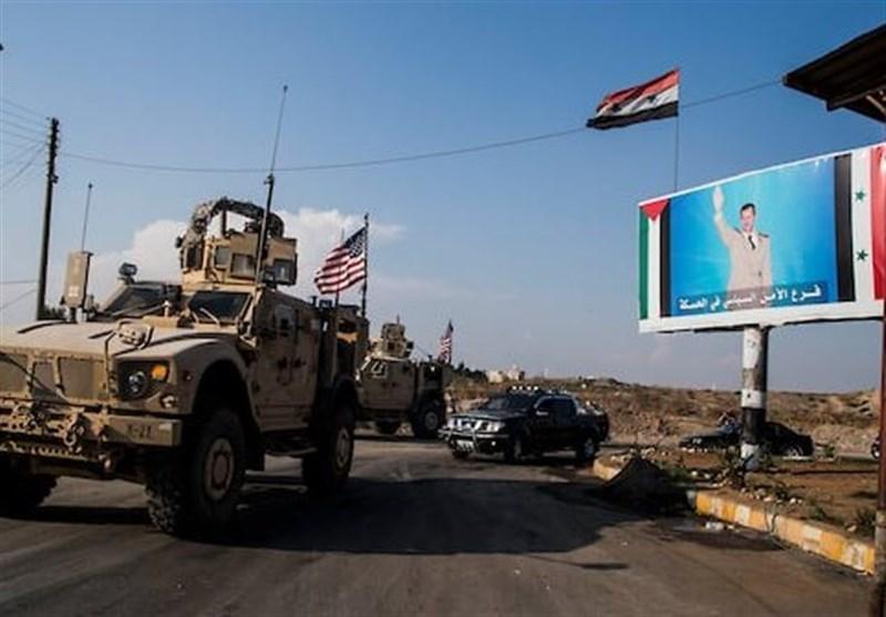 آمریکا در حال ایجاد پایگاه نفتی در خاک سوریه است