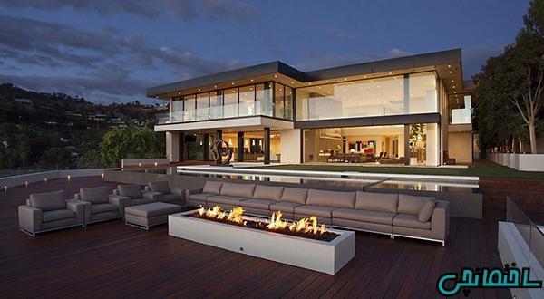 خانه های لوکس طراحی شده توسط شرکت McClean Design