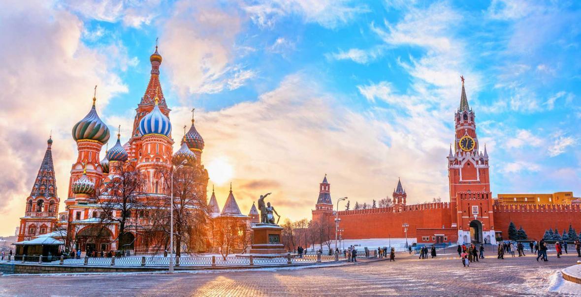 بهترین زمان سفر به کشور روسیه