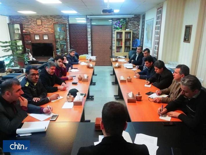 برگزاری جلسات 3 کمیته ستاد اجرایی خدمات سفر کردستان ویژه نوروز 99
