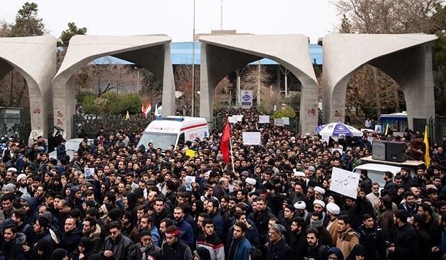 اعلام آمادگی 9 هزار نفر از مردم و دانشجویان برای پیوستن به نیروی قدس