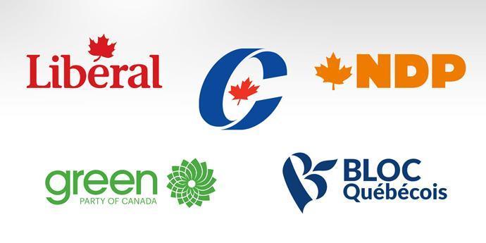 اشنایی با احزاب سیاسی در کانادا