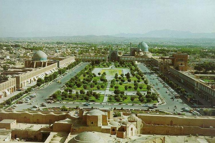25 میلیارد ریال برای مرمت نقش دنیا اصفهان اختصاص یافت