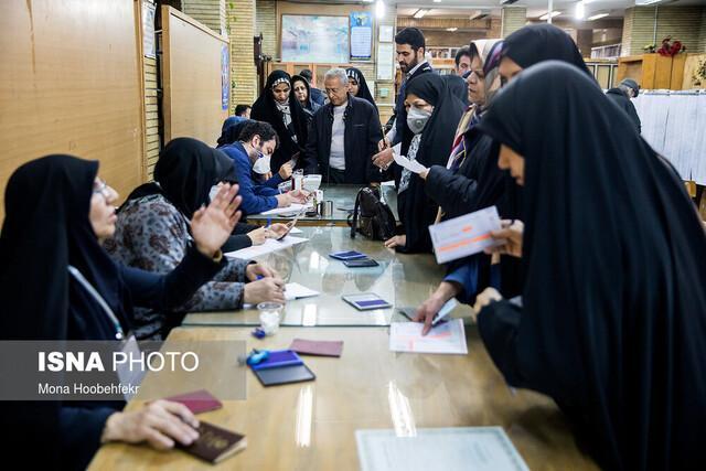مشارکت بیش از 50 درصدی مردم سیستان و بلوچستان در انتخابات تا ساعت 20