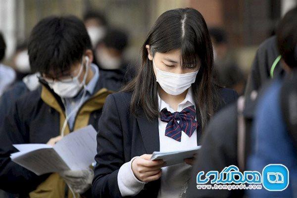 یک زن ژاپنی برای دومین بار به کرونا مبتلا شد!