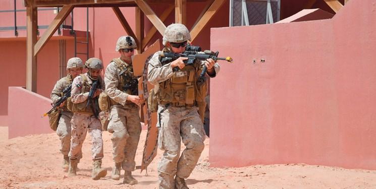 مانور نظامی مشترک آمریکا و امارات