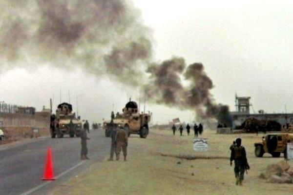 حمله راکتی به پایگاه بگرام افغانستان، داعش مسؤلیت را بر عهده گرفت