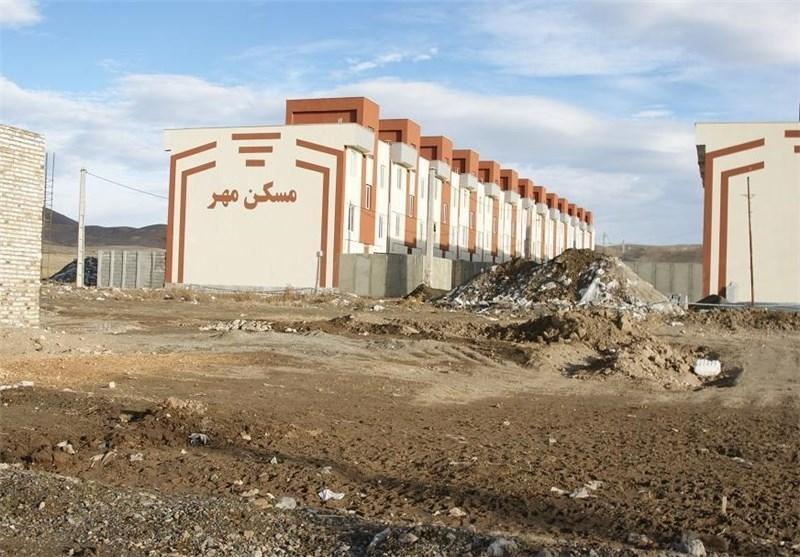2600 واحد مسکونی مهر فولاد شهر افتتاح شد