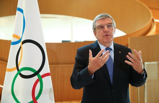 تشکر توماس باخ از رییس کمیته ملی المپیک ایران