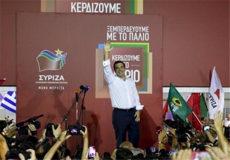 سیپراس بار دیگر در یونان به قدرت رسید