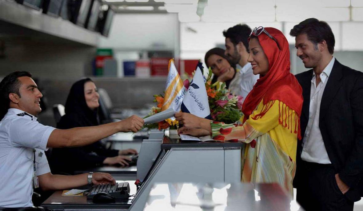 خدمات صندلی CIP فرودگاه مهرآباد