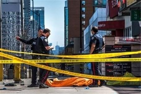 پلیس کانادا هویت عامل حمله به عابران پیاده را خاطرنشان کرد