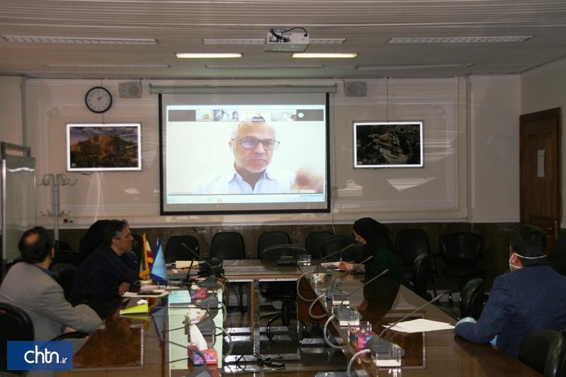 برگزاری وبینار منطقه آسیااقیانوسیه UNWTO در محل معاونت گردشگری