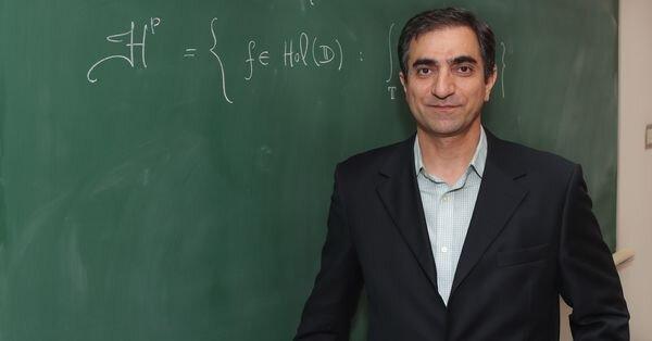 دکتر جواد مشرقی رئیس انجمن ریاضی کانادا شد