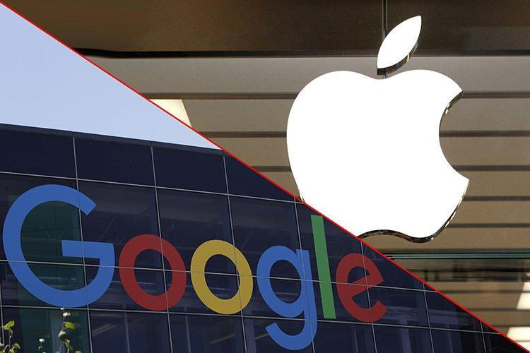 طرح های اپل و گوگل برای ردگیری کرونا