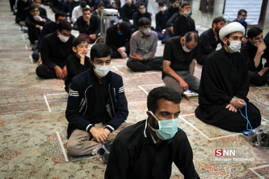 نکاتی برای رعایت پروتکل های بهداشتی در مساجد