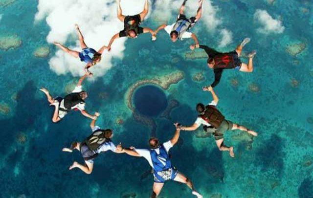 چاله آبی بلیز، عمیق ترین چاله آبی جهان