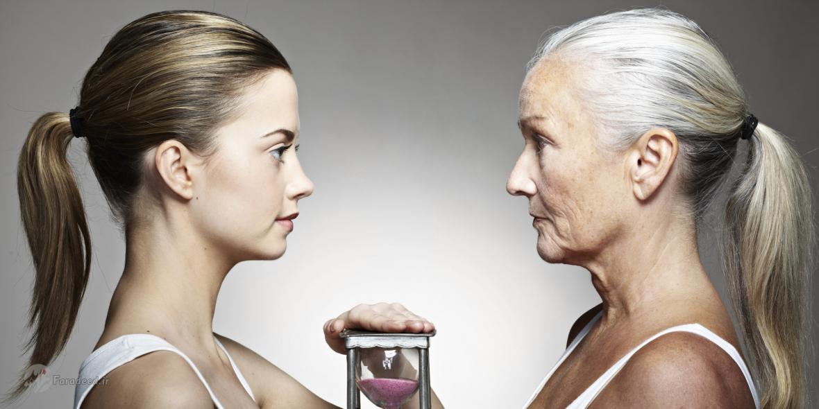 چگونه ظاهری جوان داشته باشیم؟ ، چطور جوان بمانیم؟