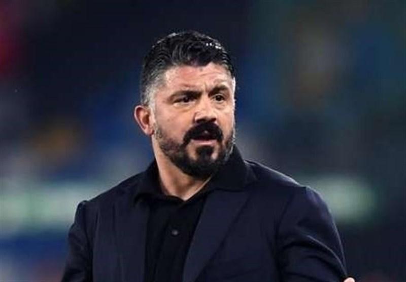 گتوسو: خدای فوتبال پاداش ما را داد، قهرمانی جام حذفی حاصل تلاش بازیکنان است