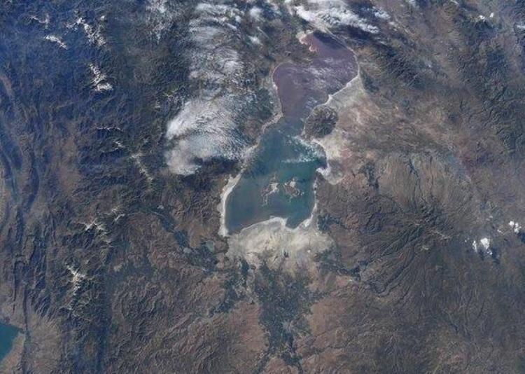 دریاچه ای که آب شده است!
