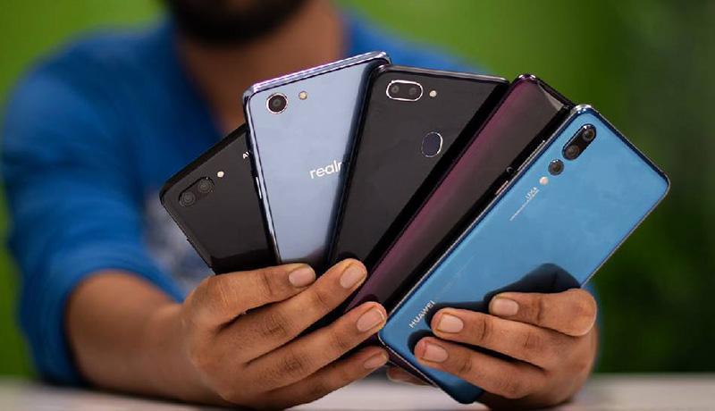 قیمت روز گوشی موبایل در 99، 4، 3