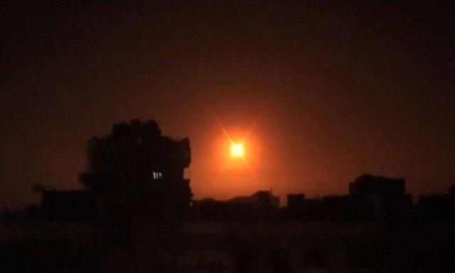 وقوع انفجارهای پیاپی در سوریه
