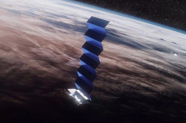 سرعت اینترنت ماهواره ای اسپیس ایکس لو رفت