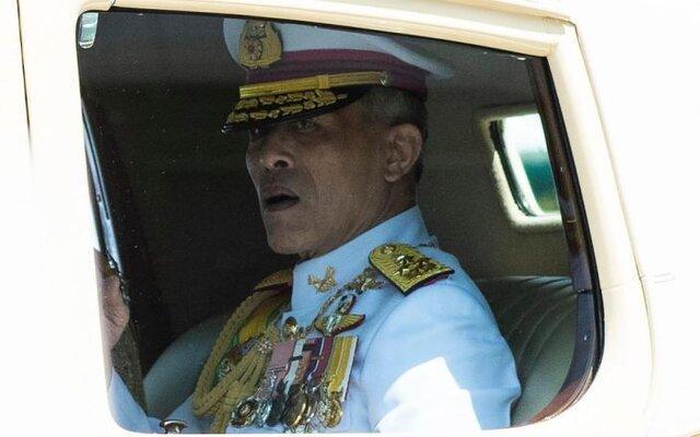 هشدار برلین به پادشاه تایلند