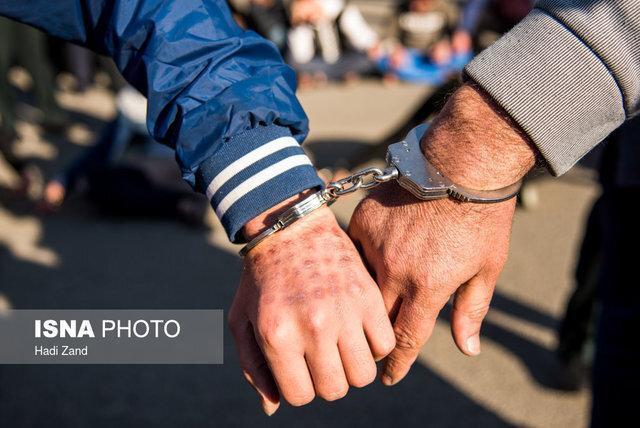 فرد هتاک به مردم شمال دستگیر شد